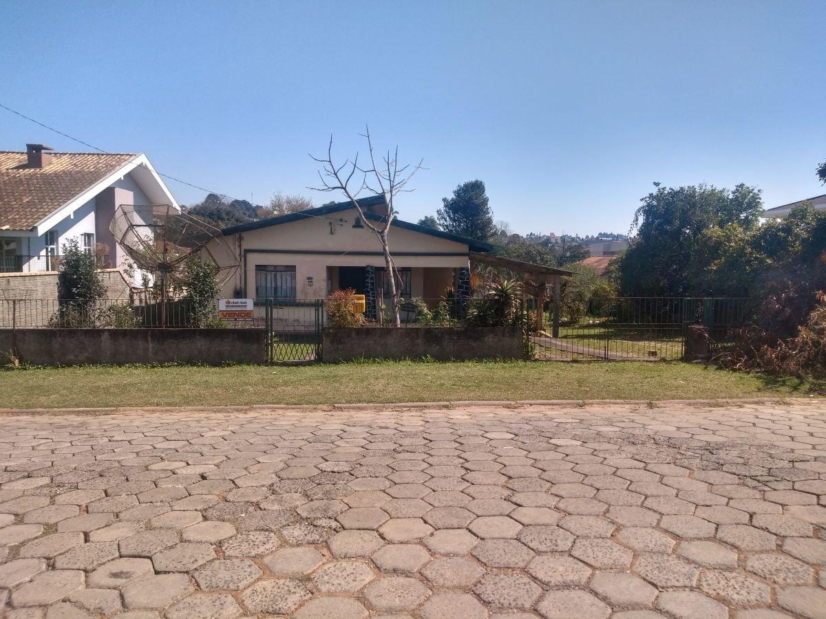 imóvel Casa de Alvenaria Rua Pastor George Weguer-Centro